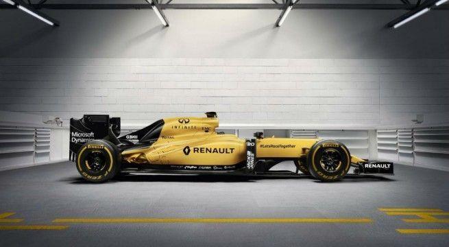 Renault nuevo en f1