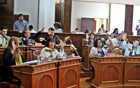 concejo deliberante 2017
