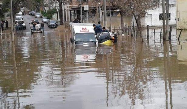 uruguay inundación 2017