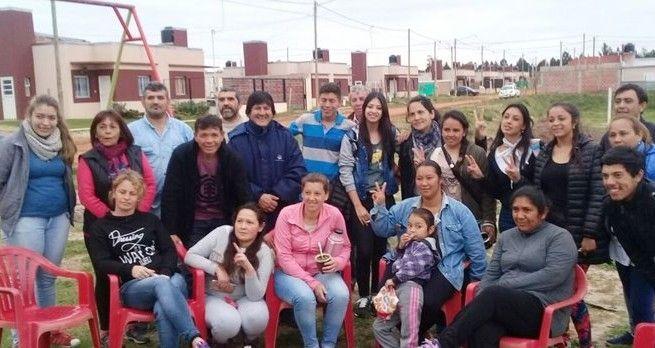 Coordinacion de Comisiones Vecinales Villa Zorraquin