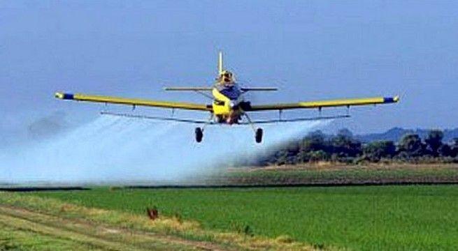 fumigacion agrotoxicos