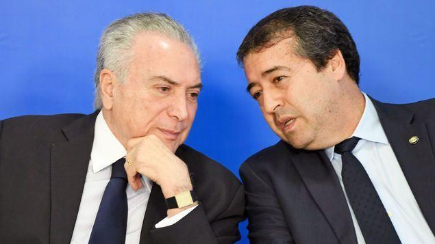 ministro trabajo brasil
