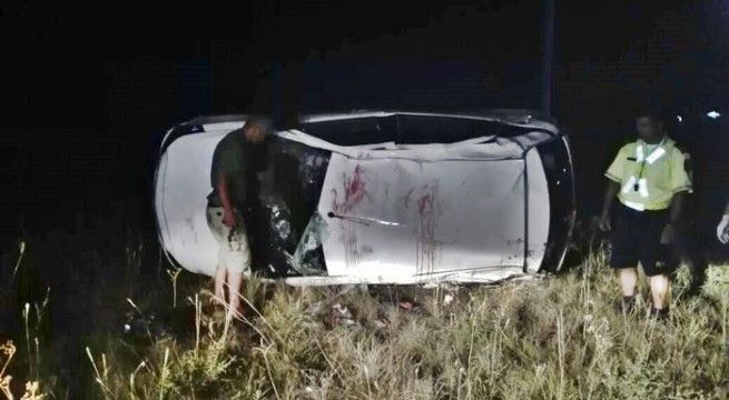 autovia ruta accidente