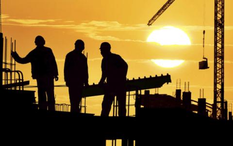 obreros construcción