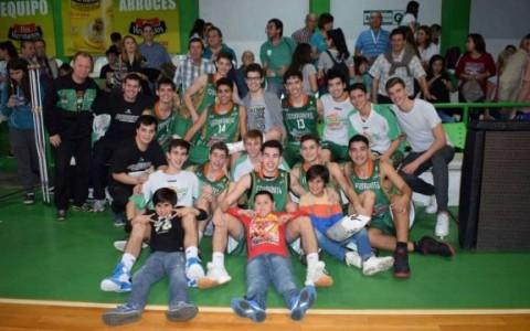 La U19 del Verde se metió en Semifinales del Campeonato Argentino de Clubes de dicha categoría. Foto: Prensa Estudiantes.